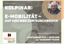 "Kolpinar ""E-Mobilität – auf dem Weg zum Durchbruch"""